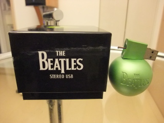 The Beatles Stereo BOX USB