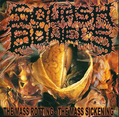 Squash Bowels-The Mass Rotting - The Mass Sickening