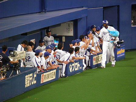 2011、8、6横浜戦8