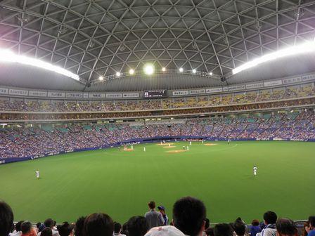 2011、8、20 広島戦1
