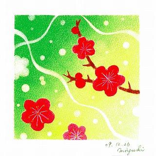 71.梅の花
