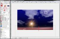 GIMP色付け2