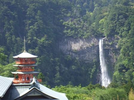 那智大社 滝