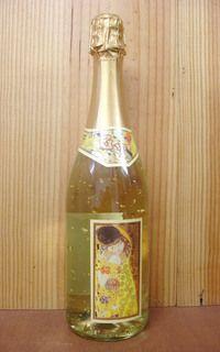 ゴールド・トラウム・ゴールド・スパークリング・ホワイト・(金箔入り)・リューデスハイマー・ヴァインケラーライ社