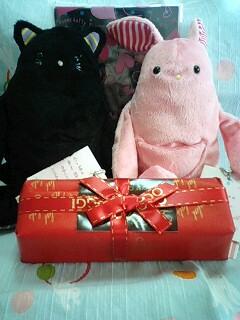 クリスマスプレゼンツ20091226