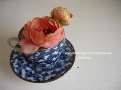 お花ディスプレー2011.4