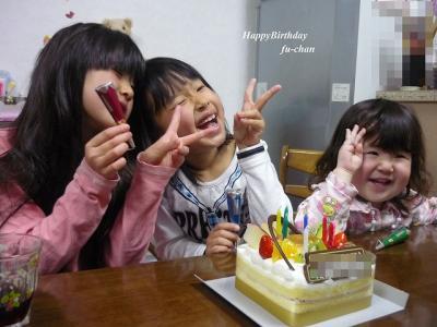 birthday会