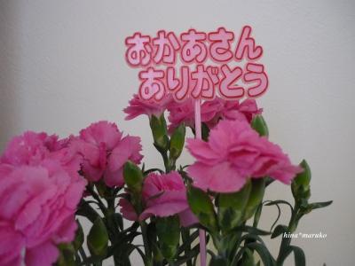 2011母の日②