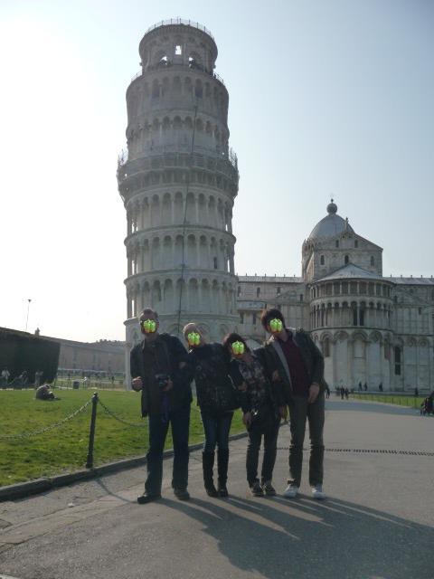 2010年3月15日(月)ピサの斜塔 (23)