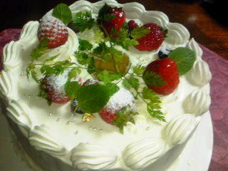 2・7ケーキ
