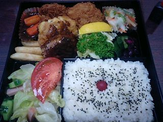 洋食弁当)