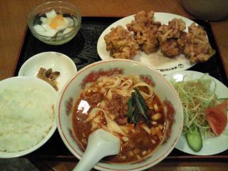 刀削麺1-2