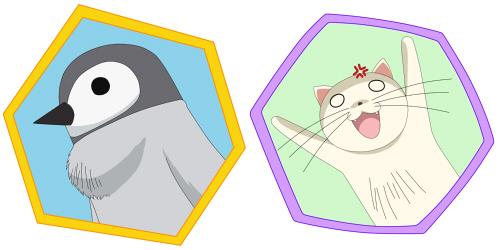 猫とペンギン