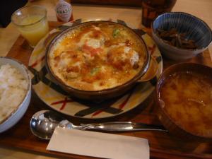 「俺のハンバーグ山本 渋谷食堂」2