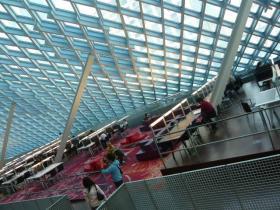 シアトルの図書館4