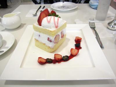高野のショートケーキ