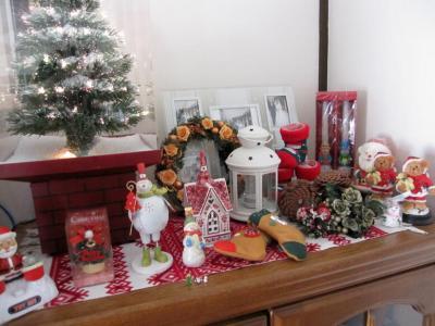 クリスマスコーナー2010