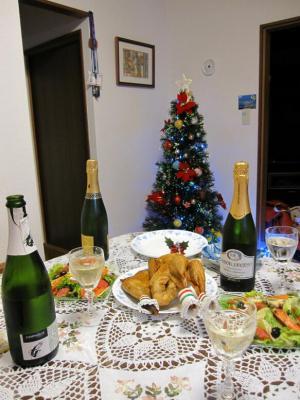 クリスマスイブイブ2010