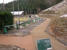 土系舗装工 完成-1
