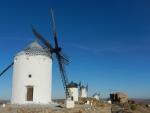ラ・マンチャの風車1