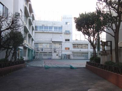 旧田中小学校