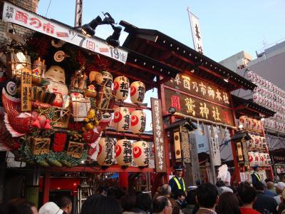浅草・酉の市2010