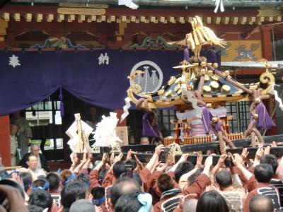 2010年浅草三社祭