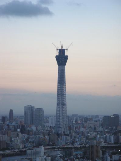 東京スカイツリー写真