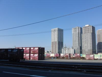 隅田川駅 貨物フェスティバル2010