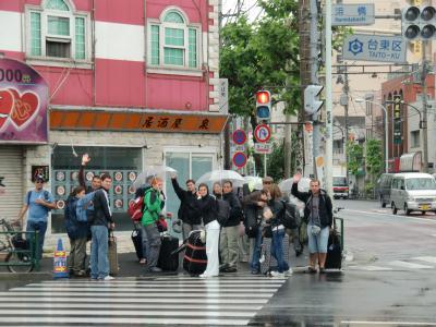 東京・山谷の外国人