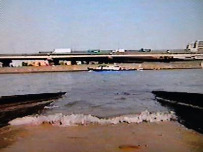 再開発で失ったプライベート・ビーチ