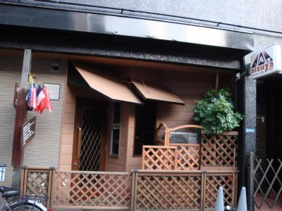 東京・山谷の外国人に人気のバー