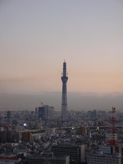 東京スカイツリー「三ノ輪」~「南千住」