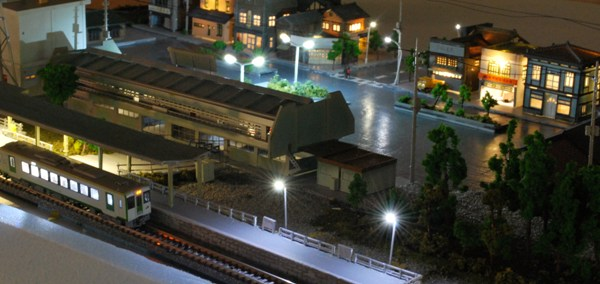 岩泉駅ー2
