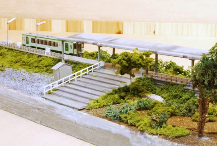 岩泉駅ホーム-2
