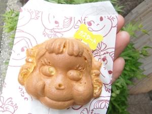 ペコちゃん焼き1