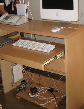 PCデスクー1
