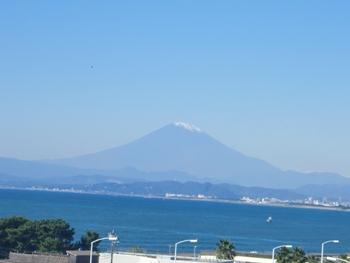 2010初冬の富士