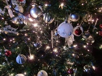 2クリスマスツリー
