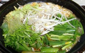 キムチ鍋ー2