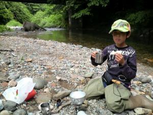 川モーニング2