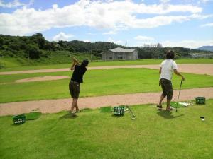 そしてゴルフ