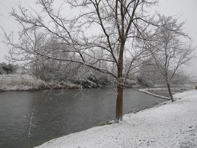 雪景色12月16日