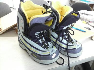 ボードのブーツ