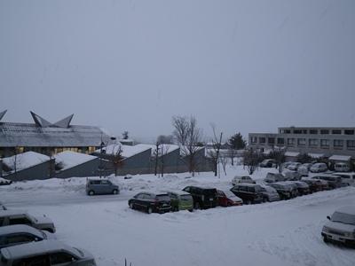つかのまで雪