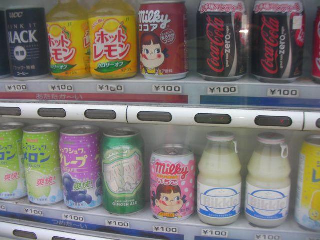かすみがうら100円自販機12
