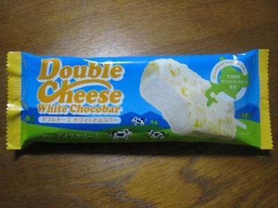 ダブルチーズホワイトチョコバー