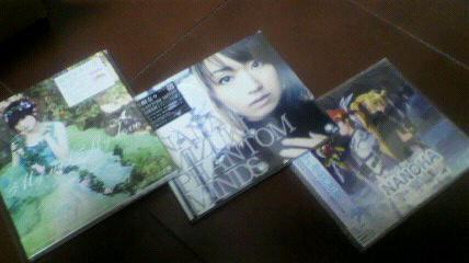劇場版CD3つ