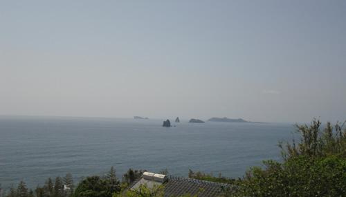 池島&母子島