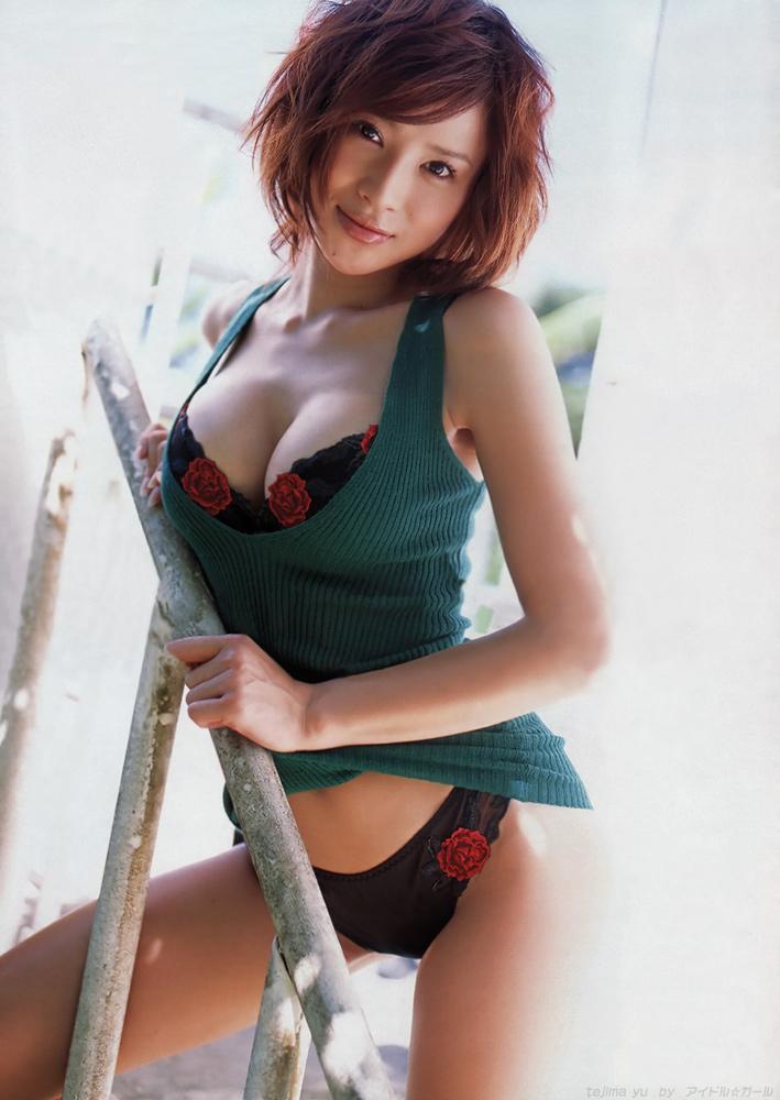 手島優 | アイドル画像庫